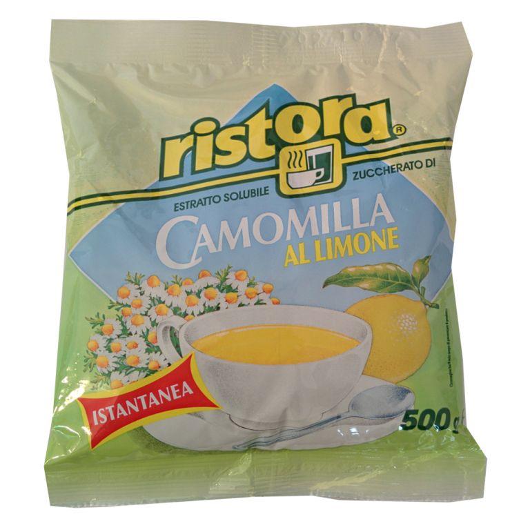 Camomilla al limone
